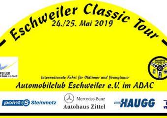 18. Eschweiler Classic Tour 2019 – Ergebnisse und Bildergalerie online